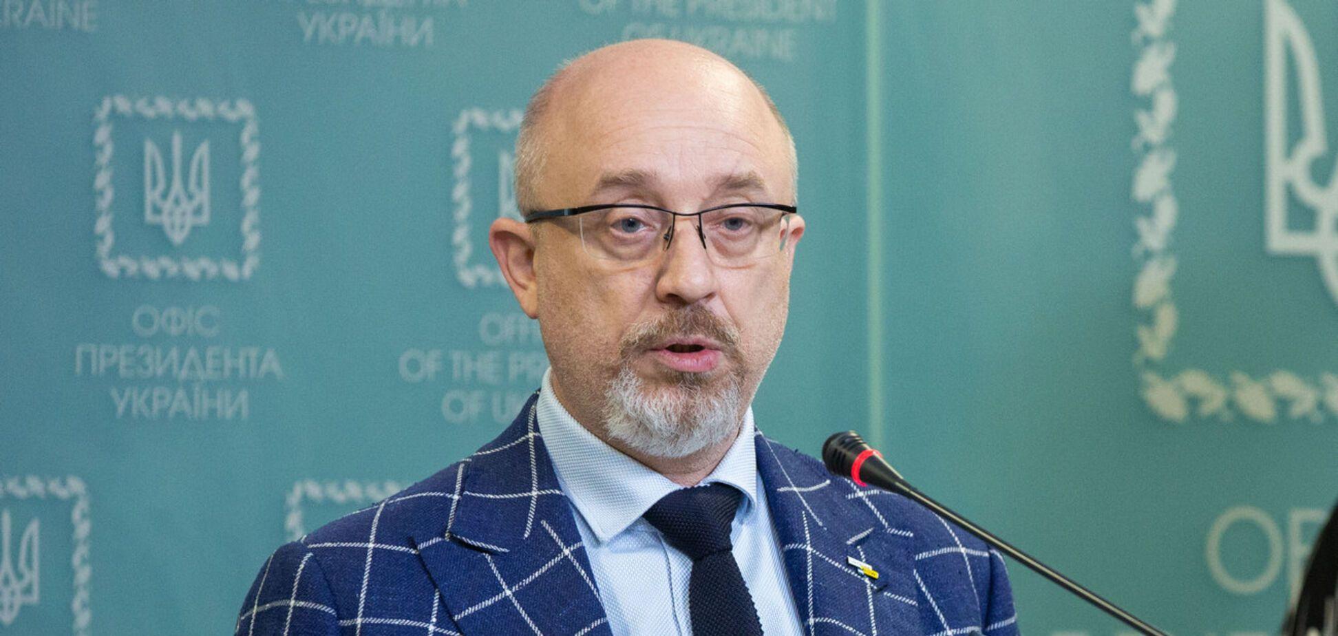 Резников заявил, что представителей ОРДЛО будет больше четырех