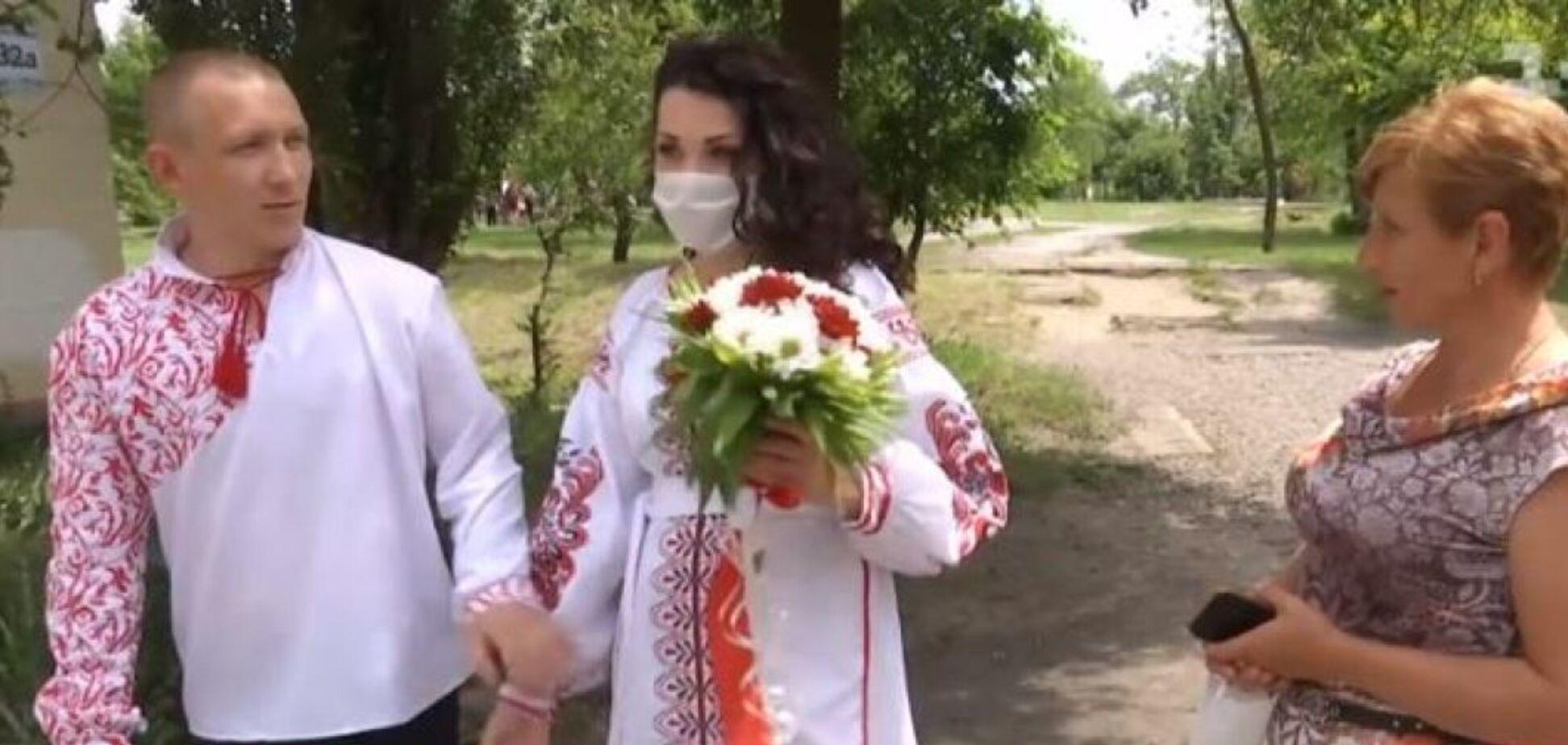 Анатолій Семиренко та Вікторія Вороніна