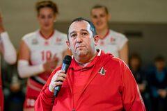Президент СК 'Прометей' Володимир Дубинський розповів про участь жіночої баскетбольної команди в Суперлізі