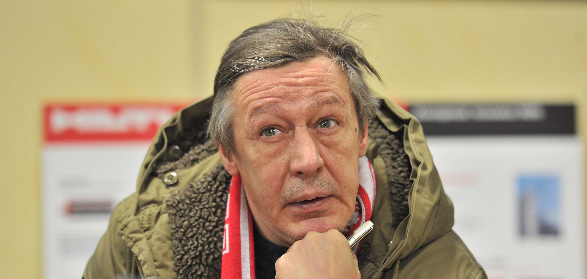 Михаил Ефремов устроил ДТП 8 июня
