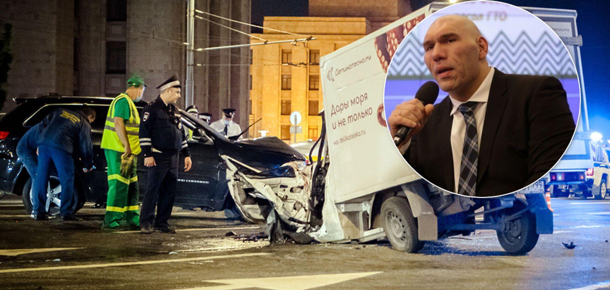 Валуєв висловився про смертельну ДТП за участю Єфремова