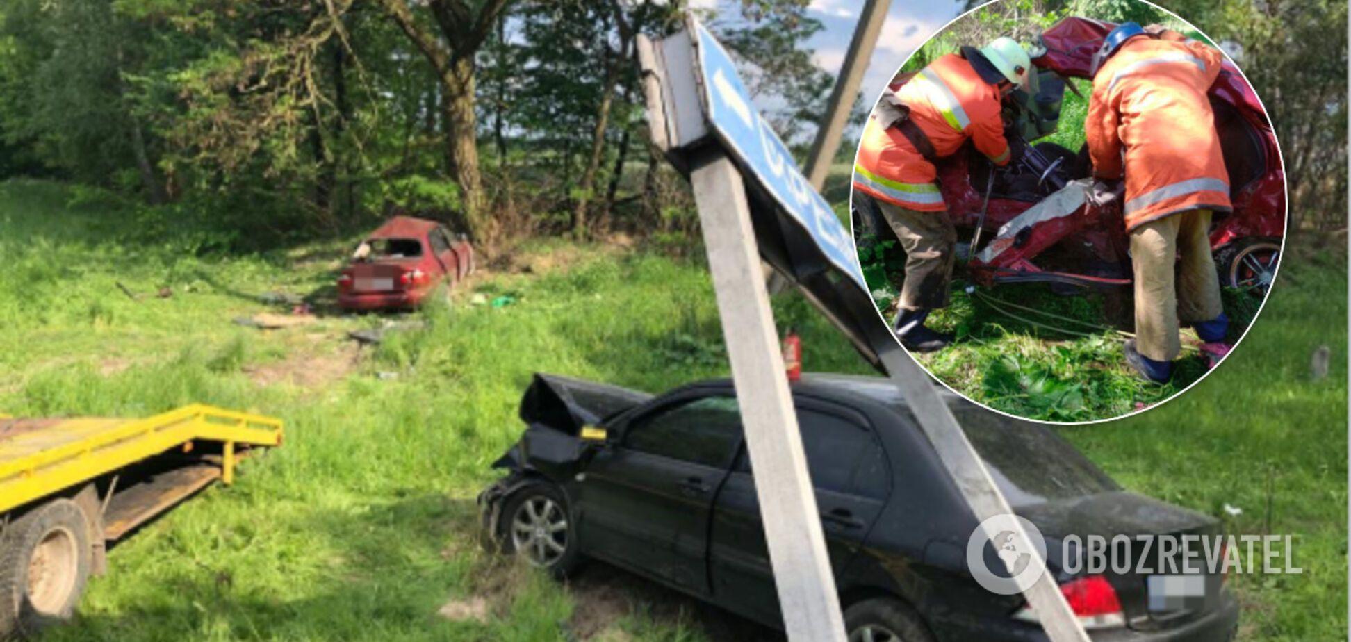 Поліцейський влаштував страшну аварію на Житомирщині: загинула майже вся сім'я. Ексклюзивні деталі