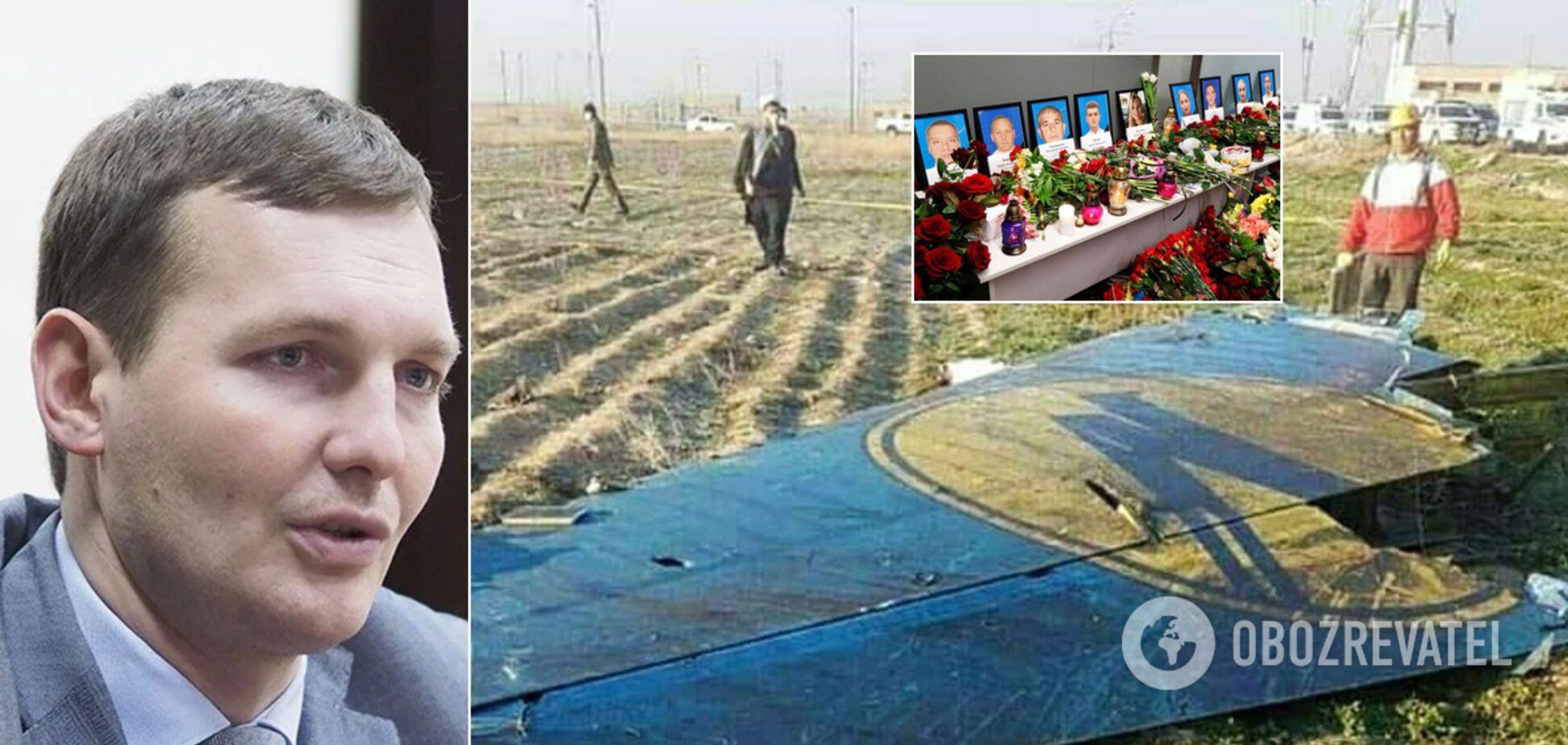Україна вимагатиме від Ірану повного виконання зобов'язань щодо літака МАУ