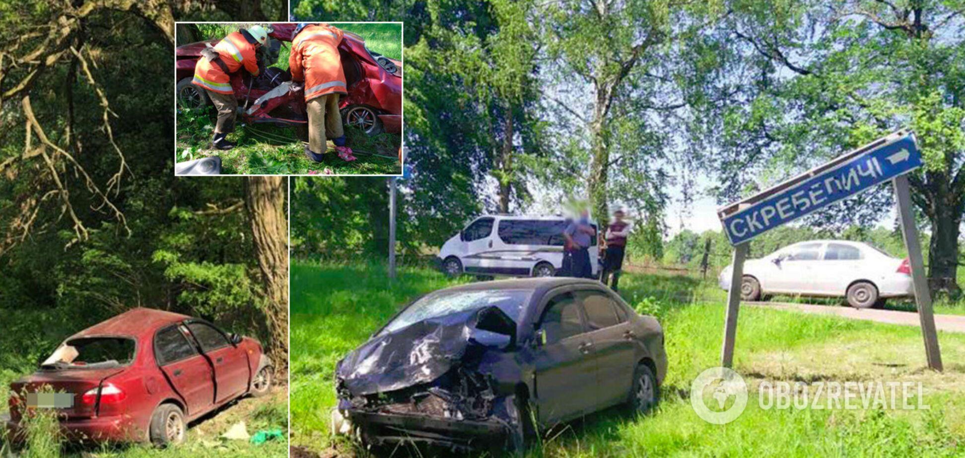 В смертельном ДТП на Житомирщине оказался замешан полицейский: новые детали