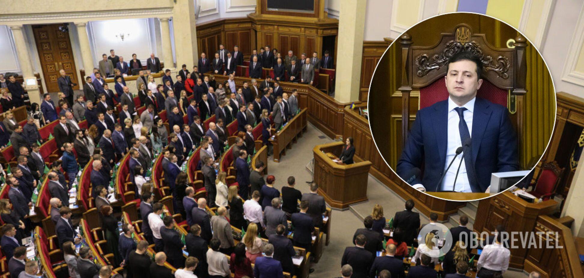 Данилюк попередив про можливі дострокові вибори нардепів