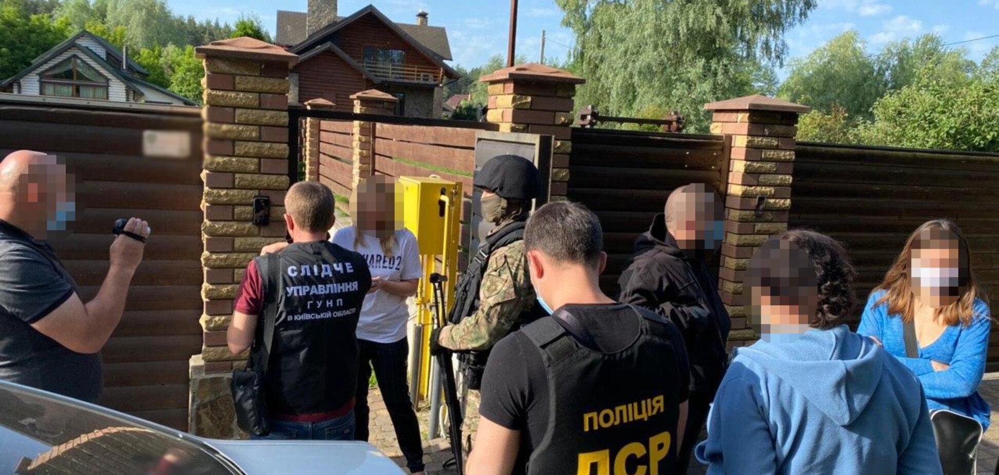 Одному из организаторов перестрелки в Броварах объявлено подозрение