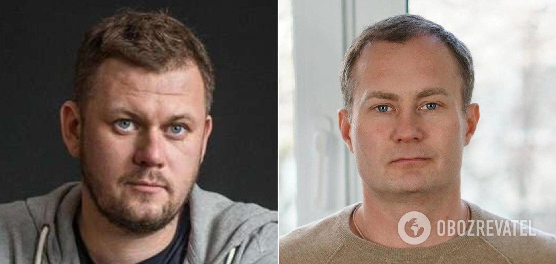 Казанский и Гармаш вошли в ТКГ как представители ОРДЛО