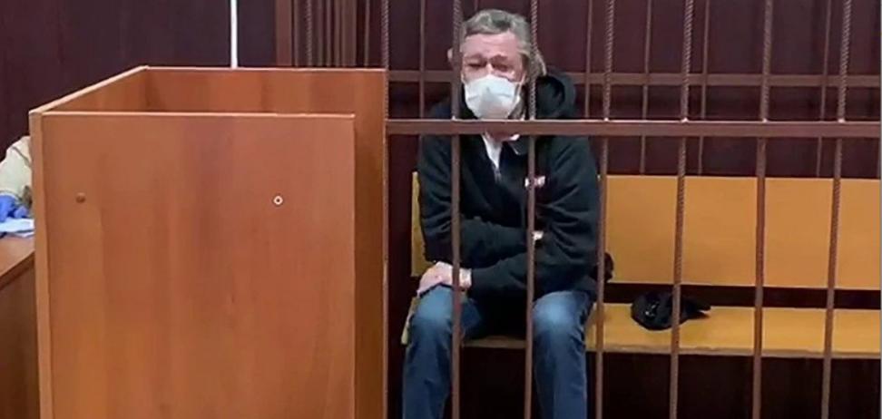 Ефремова отправили под домашний арест после смертельного ДТП
