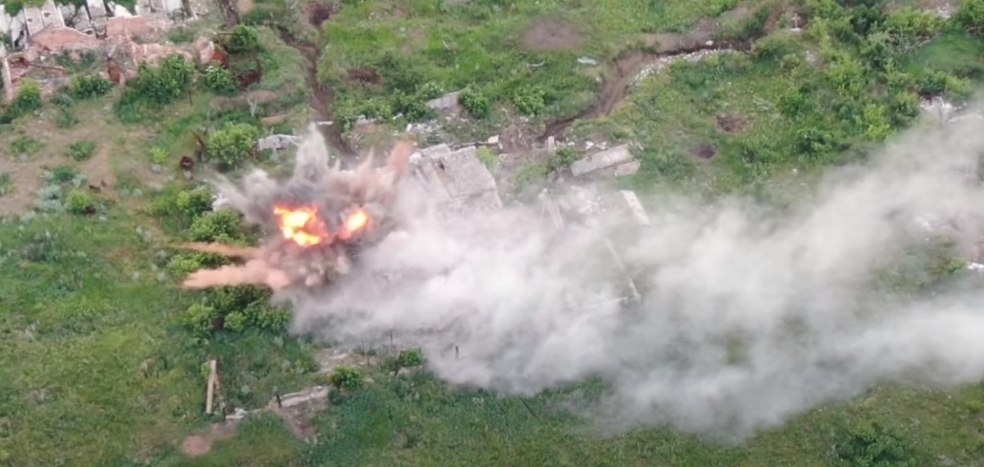 Бойова група К-2 знищила нову позицію терористів