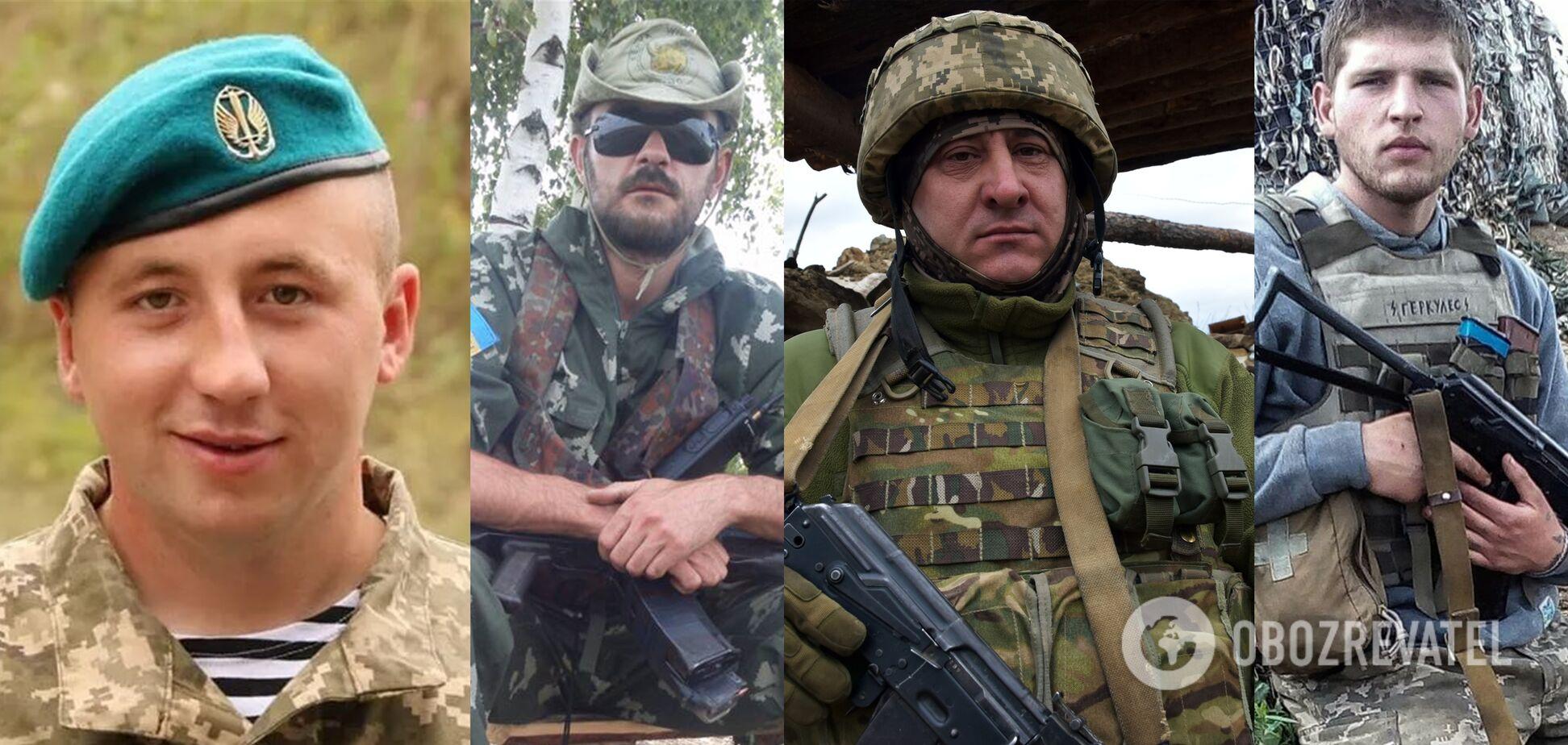 На Донбасі в червні загинули 4 військовослужбовці