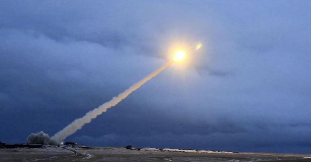Передбачувані випробування ракети 'Буревісник'