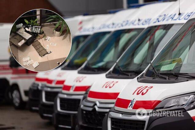 У Львові п'яна компанія напала на бригаду швидкої