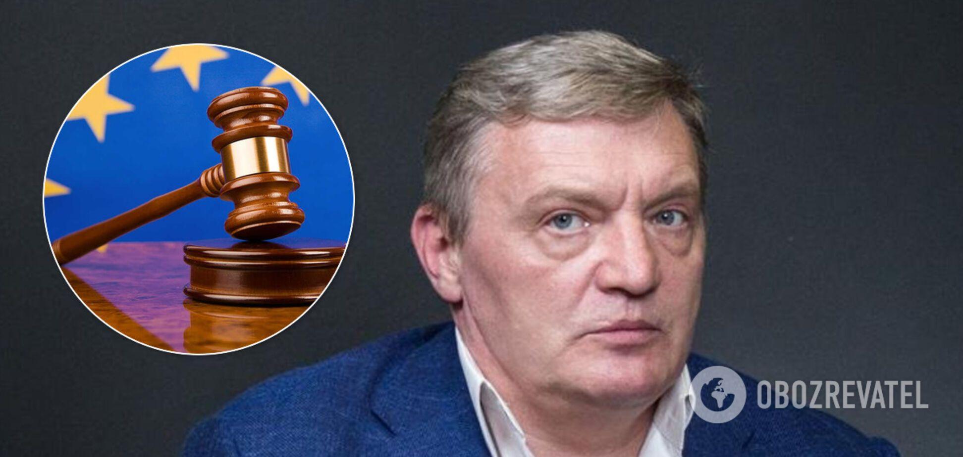 Грымчак подал на Украину в суд