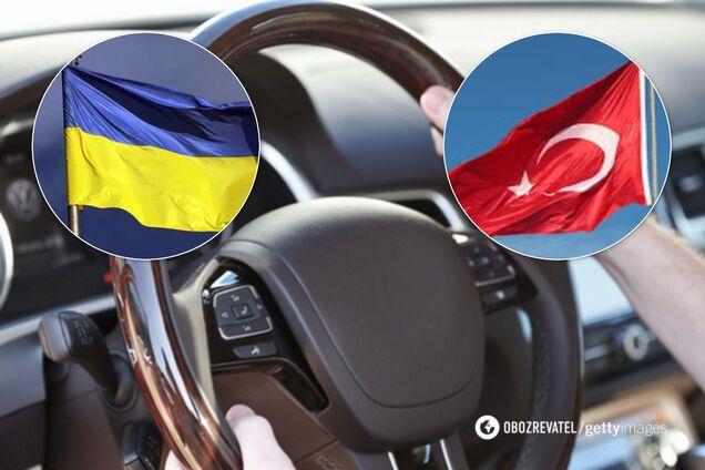 Україна та Туреччина домовилися про взаємне визнання водійських прав