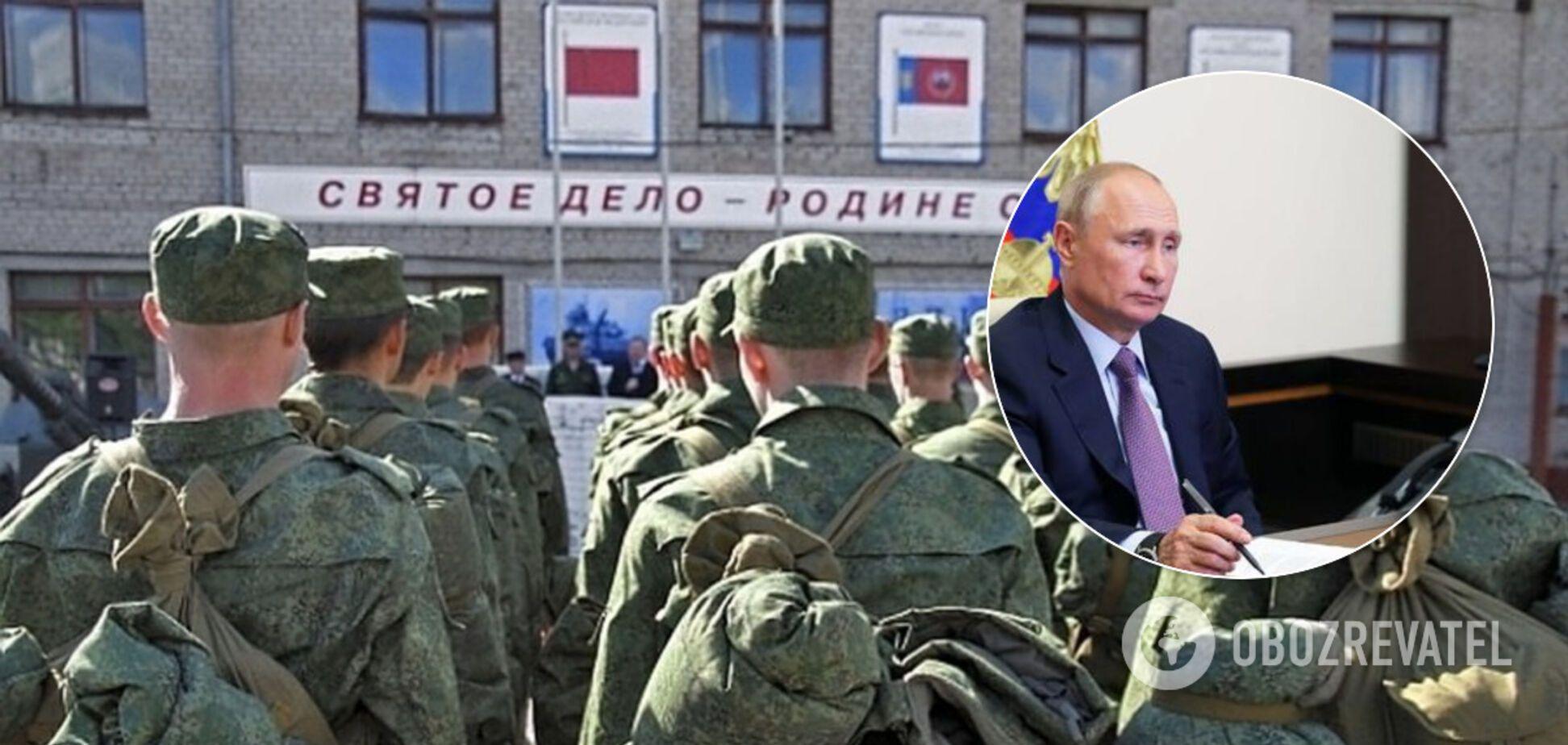 Путін може готуватися до війни з Україною, – російський політолог