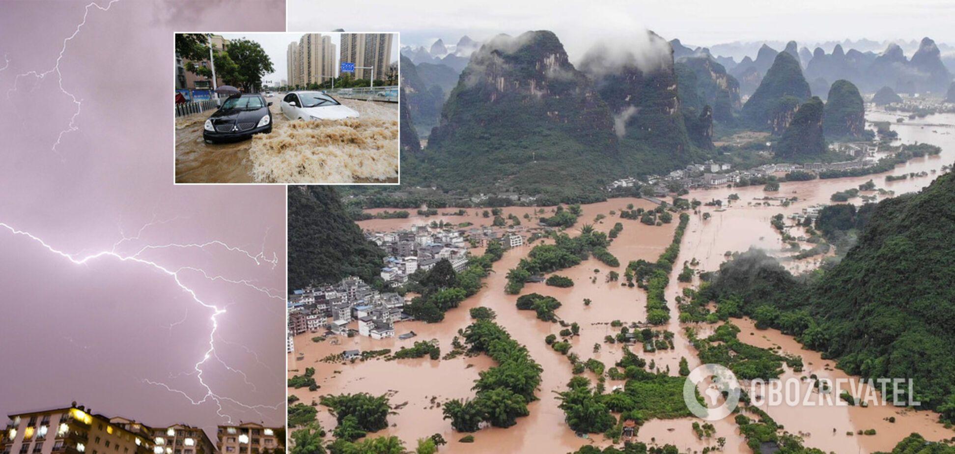 По миру прошла волна экологических катастроф
