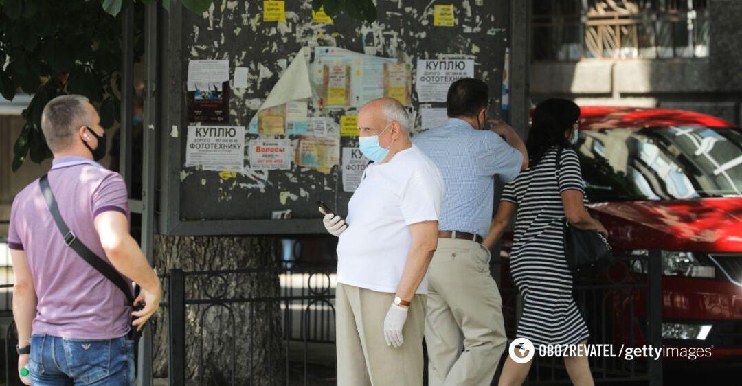 В Киеве почти вдвое выросло число новых зараженных: свежие данные по COVID-19