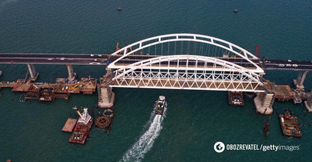 Украина обратится в международный трибунал из-за Крымского моста