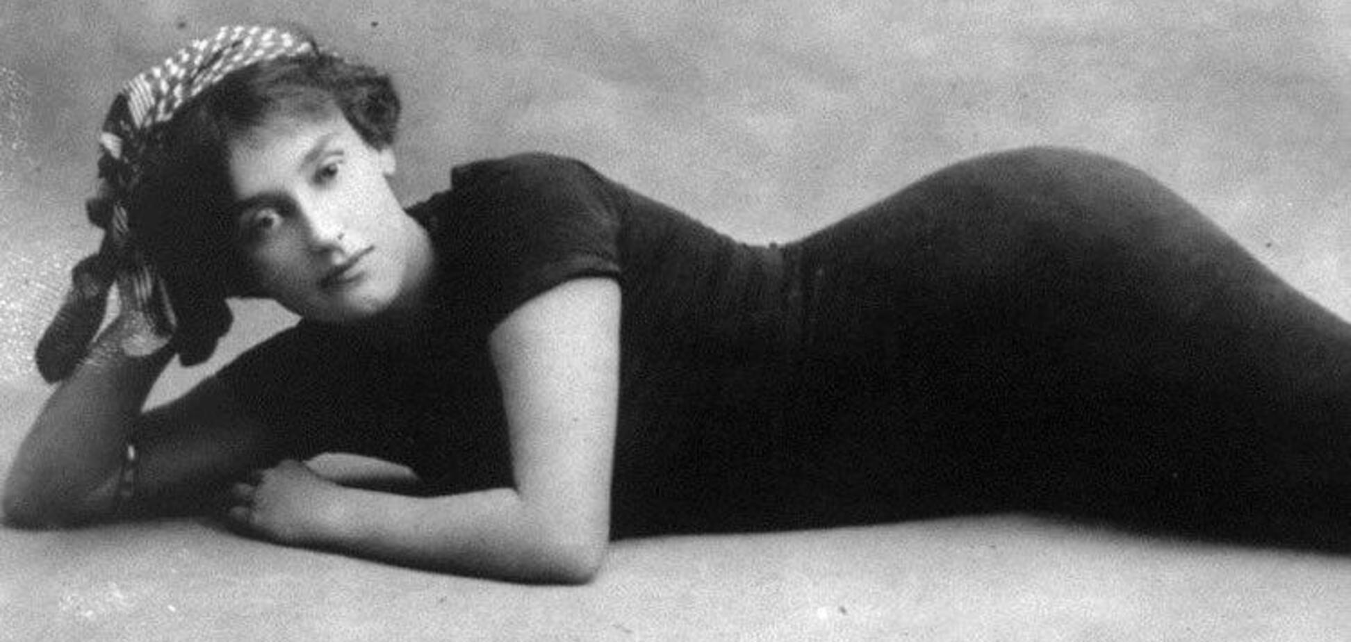 Аннетт Келлерман – актриса, которая впервые разделась перед камерами (фото – Телеграф)