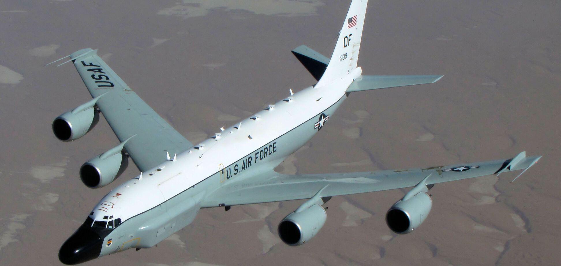 RC-135W Rivet Joint ВВС США
