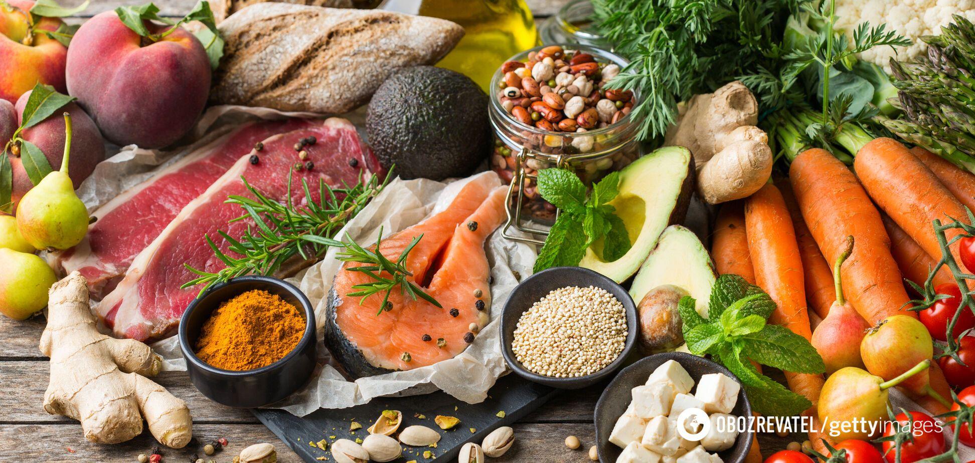 Диеты связаны с профилактикой сердечно-сосудистых и желудочно-кишечных заболеваний