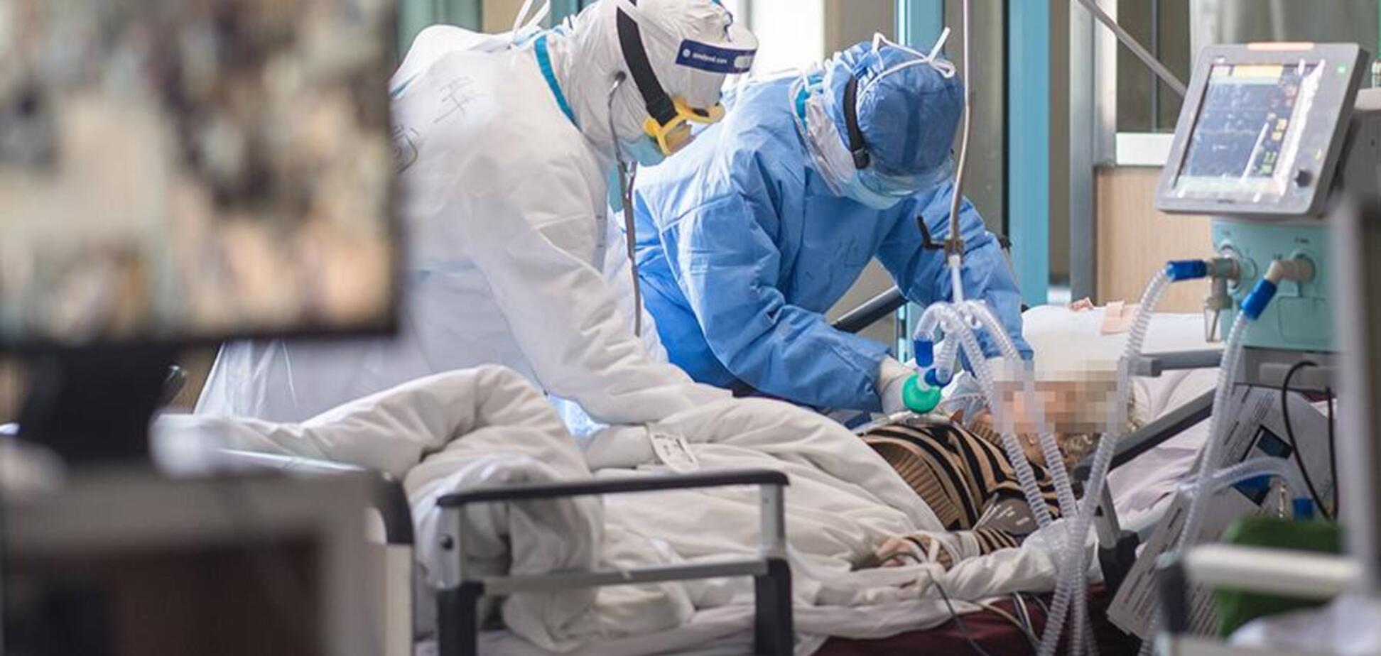 Врач – о больных COVID-19: в реанимацию чаще попадают те, кто соблюдал диету