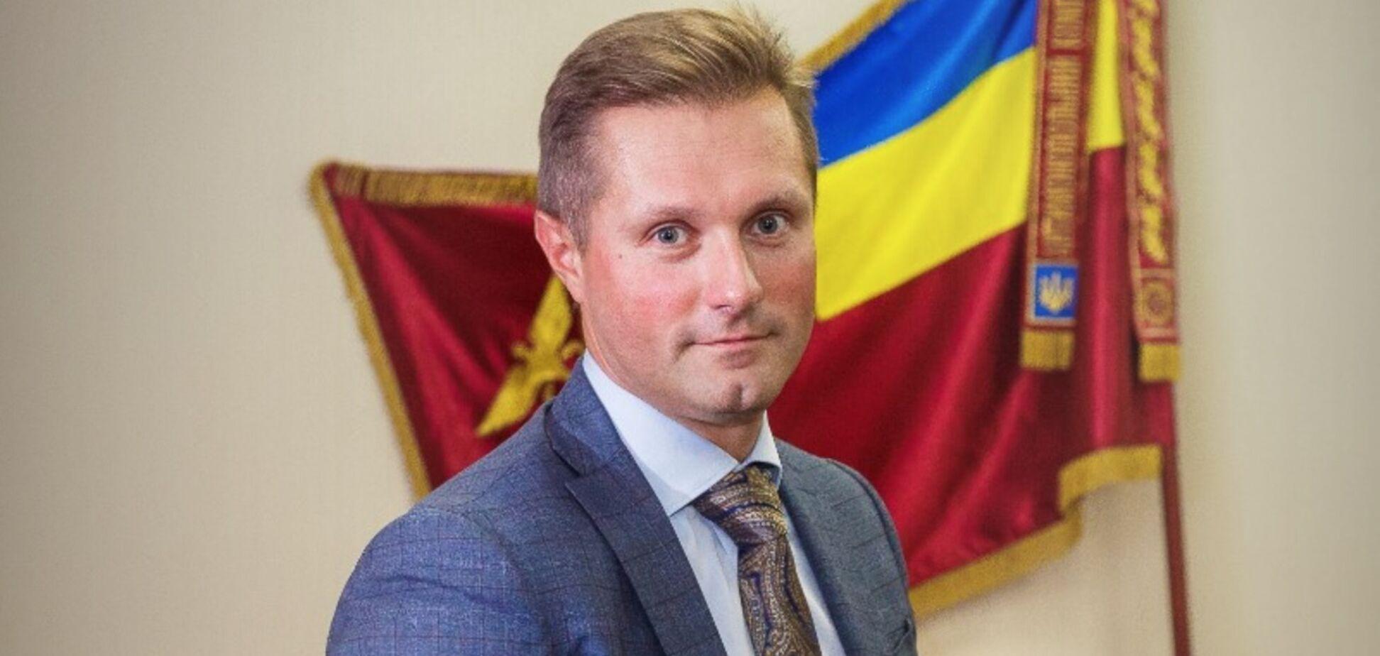 Зеленский заставил главу АМКУ Юрия Терентьева написать заявление об отставке (фото: UA Rating)