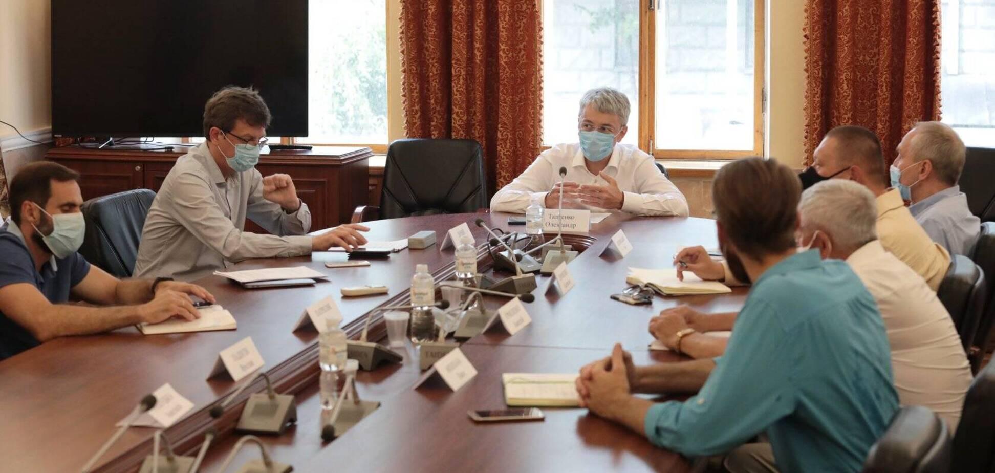В Украине создадут круглые столы для решения проблем культуры