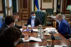 Владимир Зеленский провел совещание с Максимом Степановым