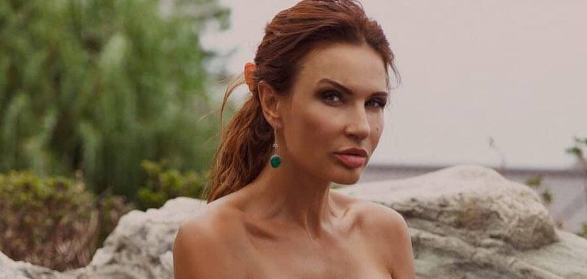 51-річна Бльоданс оголила груди на камеру. Фото