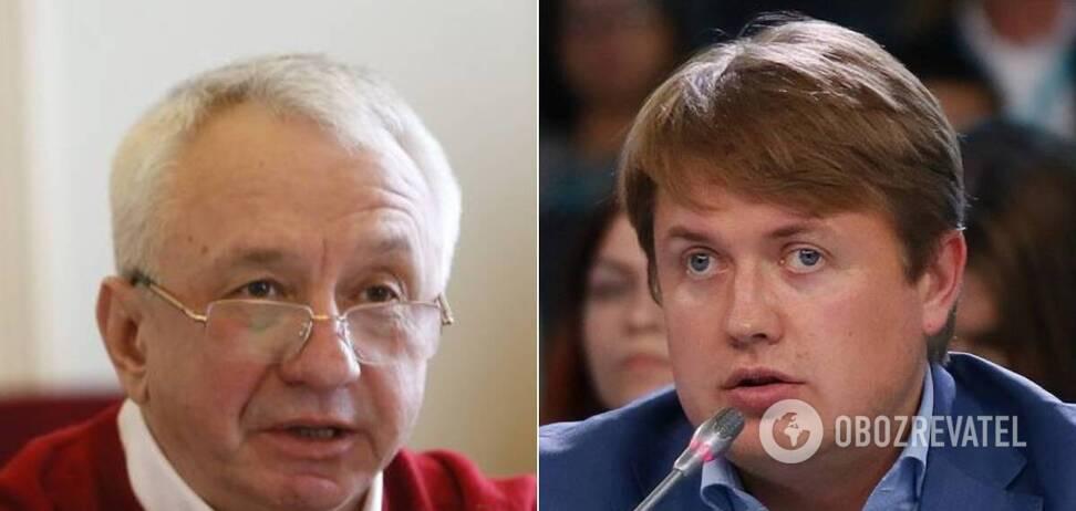 Герус і Кучеренко посперечалися в прямому ефірі
