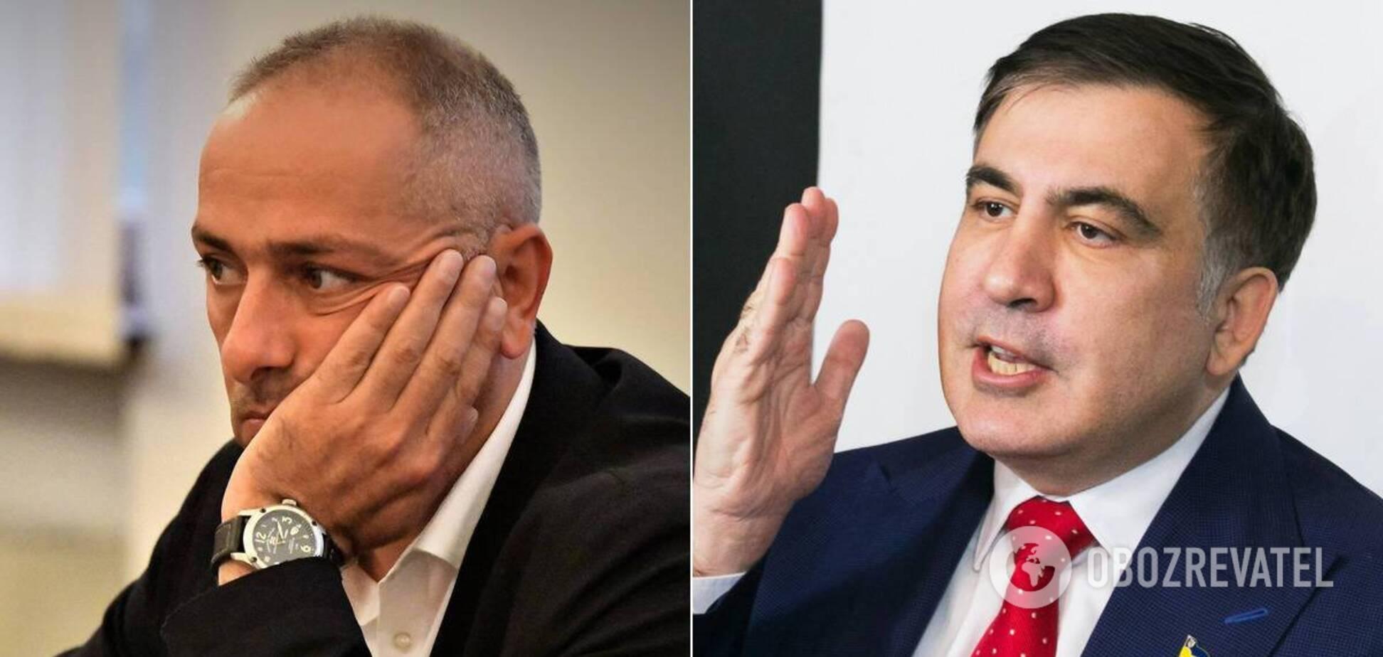 Саакашвілі назвав уряд Грузії 'нелегітимним': від України зажадали пояснень