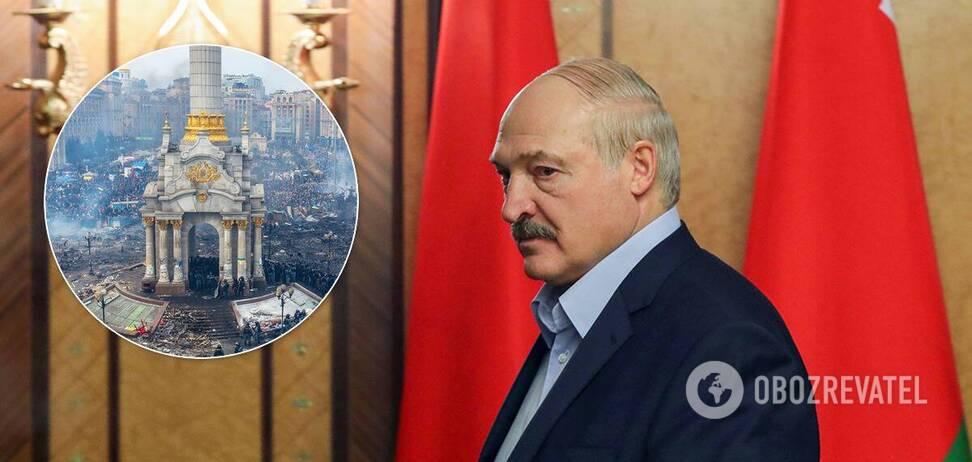 Александр Лукашенко пообещал сделать все, чтобы Майдана в Беларуси не было
