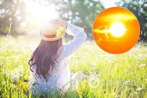 Синоптики спрогнозировали жаркие выходные в Украине: раскалит до +35