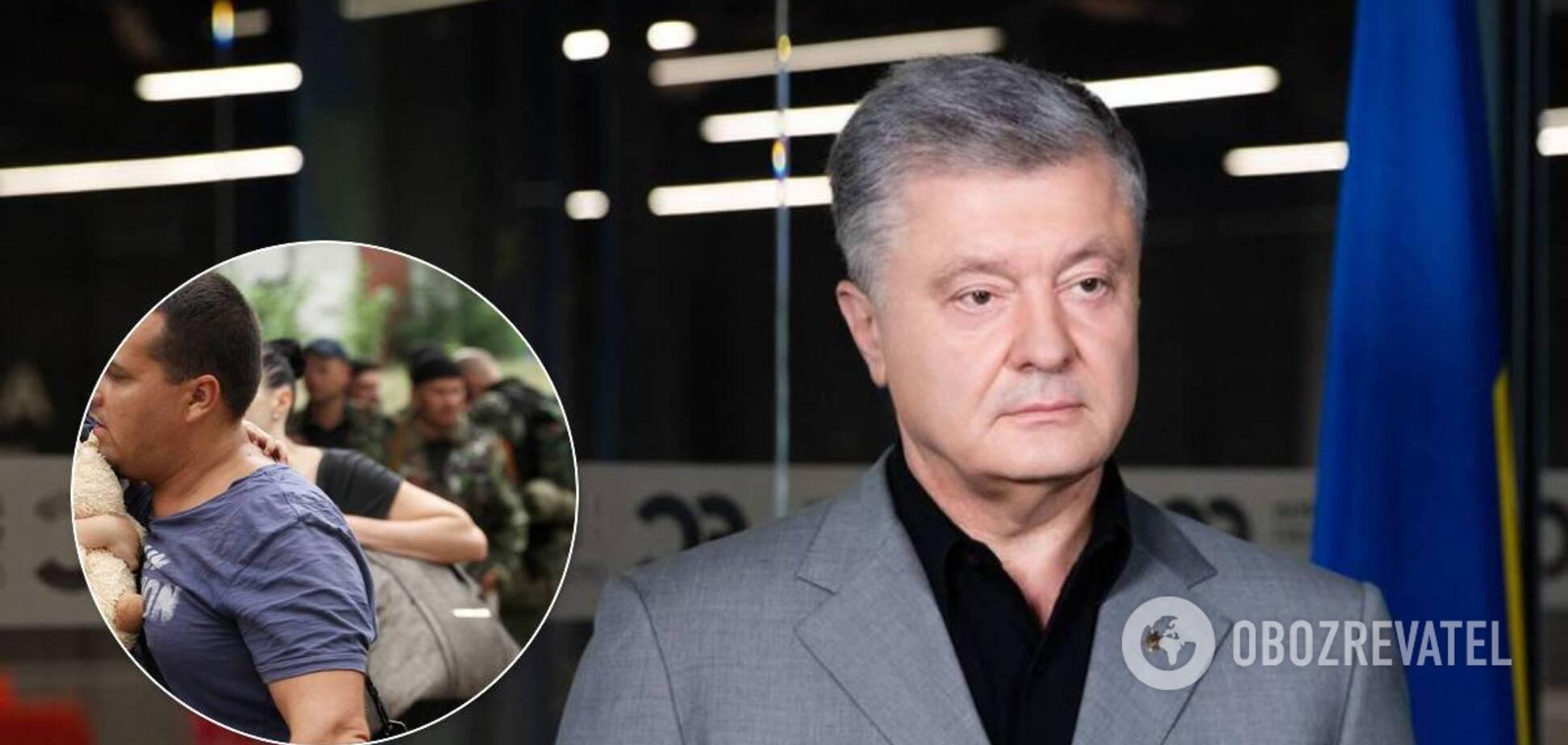 Вимушених переселенців змушують підписувати позови проти Порошенка,– Герасимов