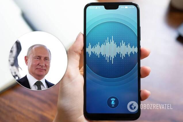 Нейросеть научили разговаривать голосами знаменитостей: можно подделать даже голос Путина