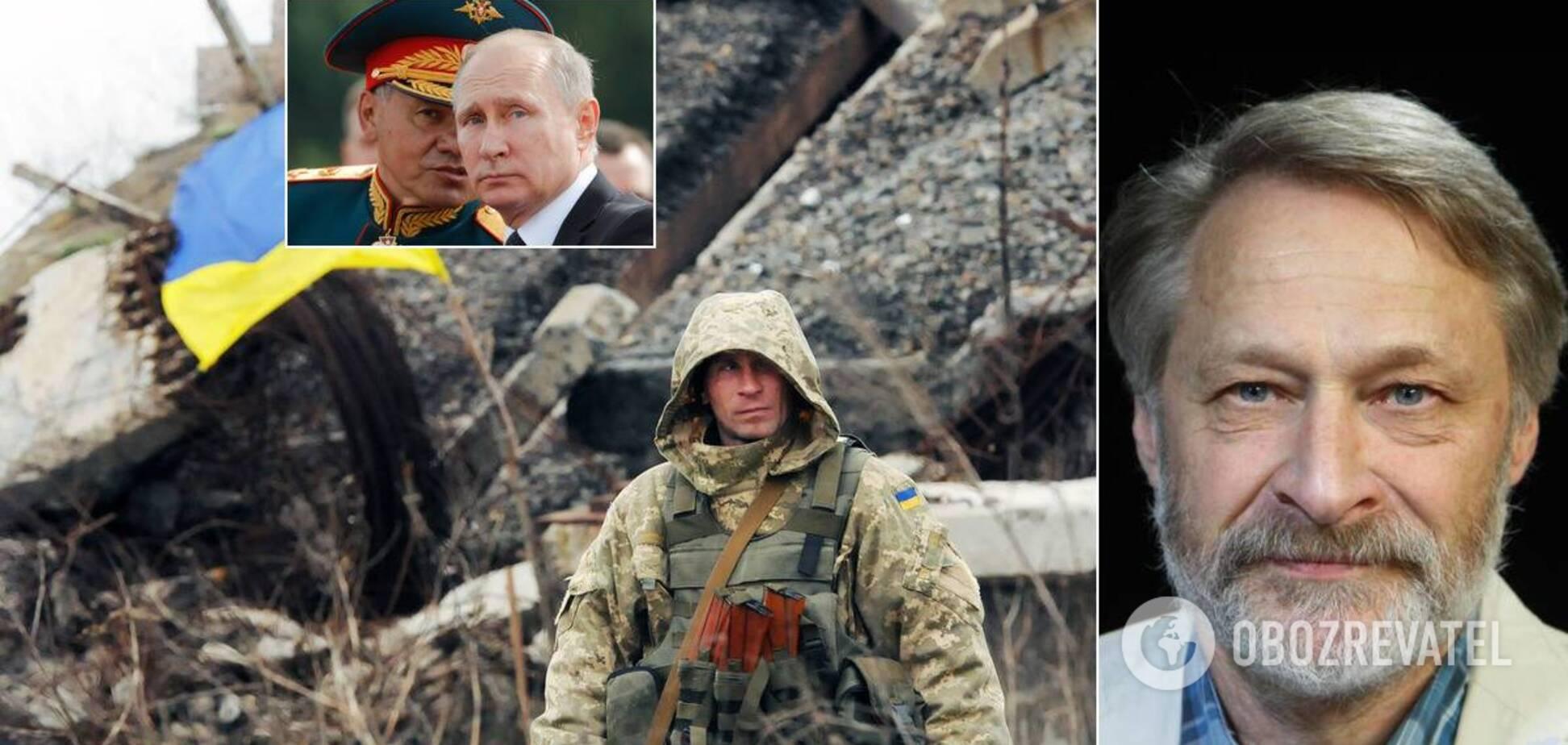 Донбас – це Придністров'я-2, він окупований на десятиліття, – Орєшкін