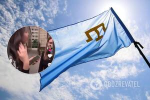 Выпускники киевской школы оскандалились видео о крымских татарах