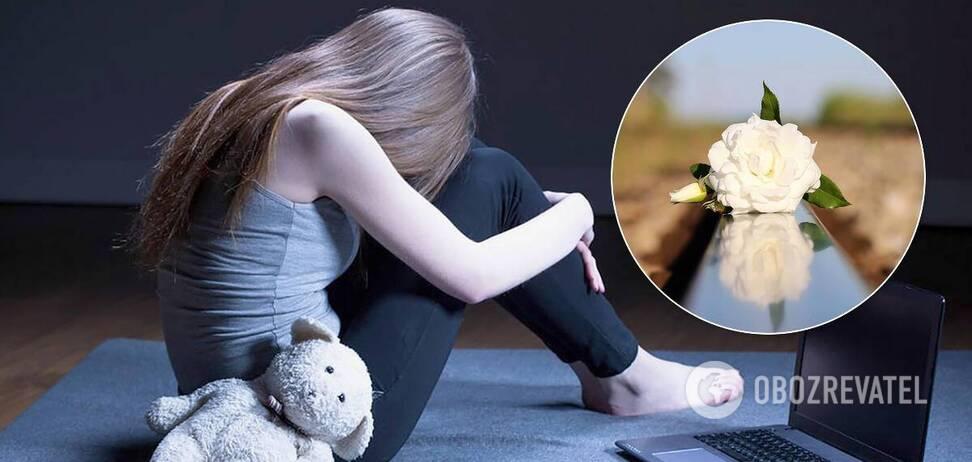самогубство діти