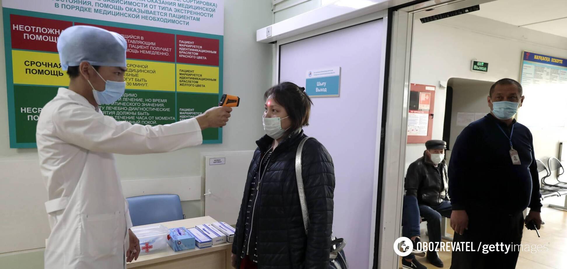Казахстан звинуватив Китай в поширенні фейків