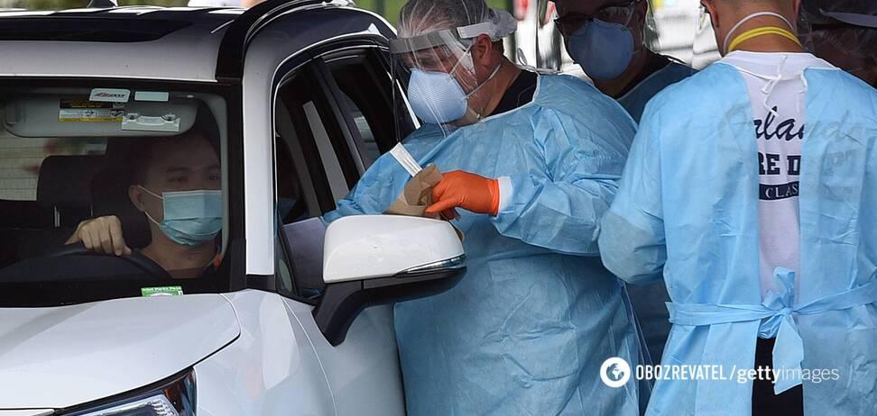 В Казахстане было зарегистрировано 1772 случая смерти от пневмонии