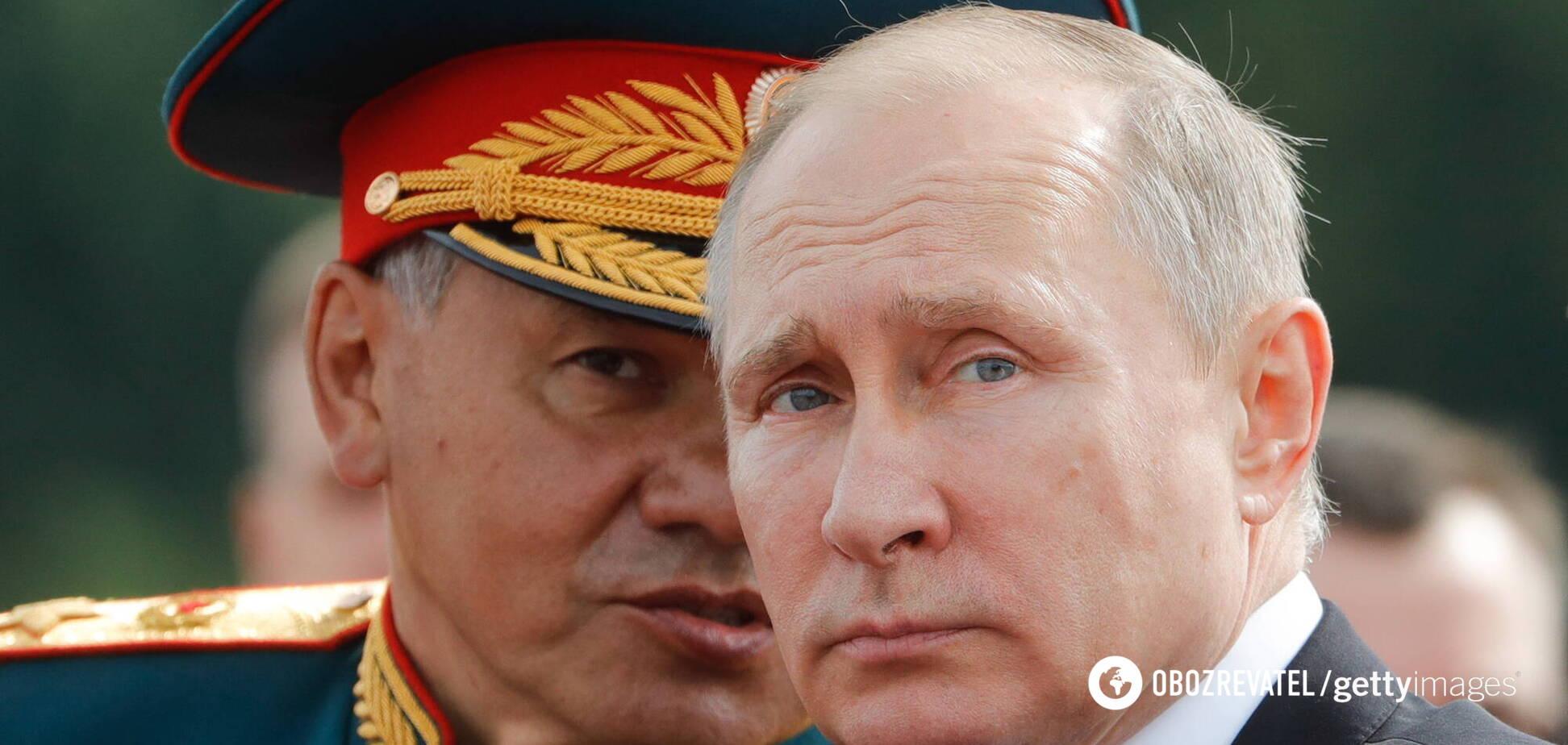 Орєшкін: якщо Донбас повернеться в Україну, всі скажуть, що Путін – 'баба'