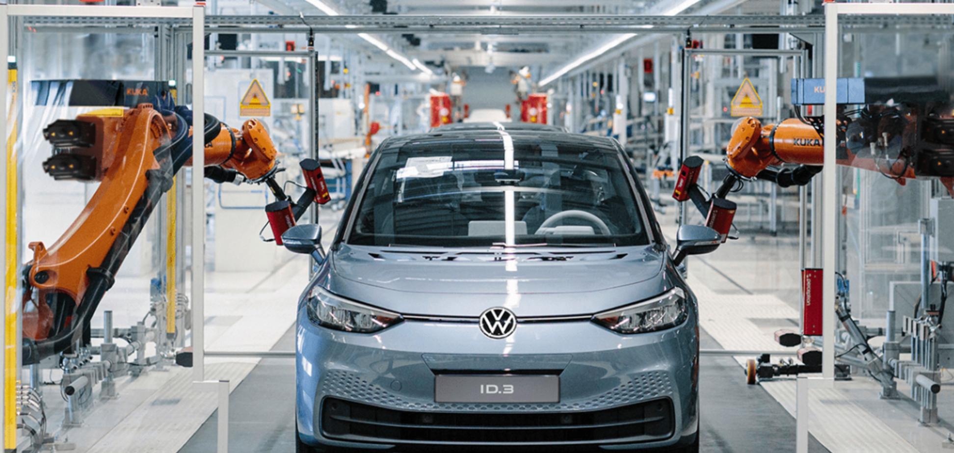 В Україні налагодять виробництво електромобілів Volkswagen — депутат Ради