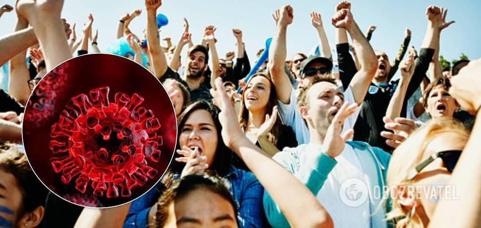 В Японии запретили кричать и петь из-за коронавируса