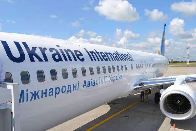 МАУ опублікувала список рейсів на серпень