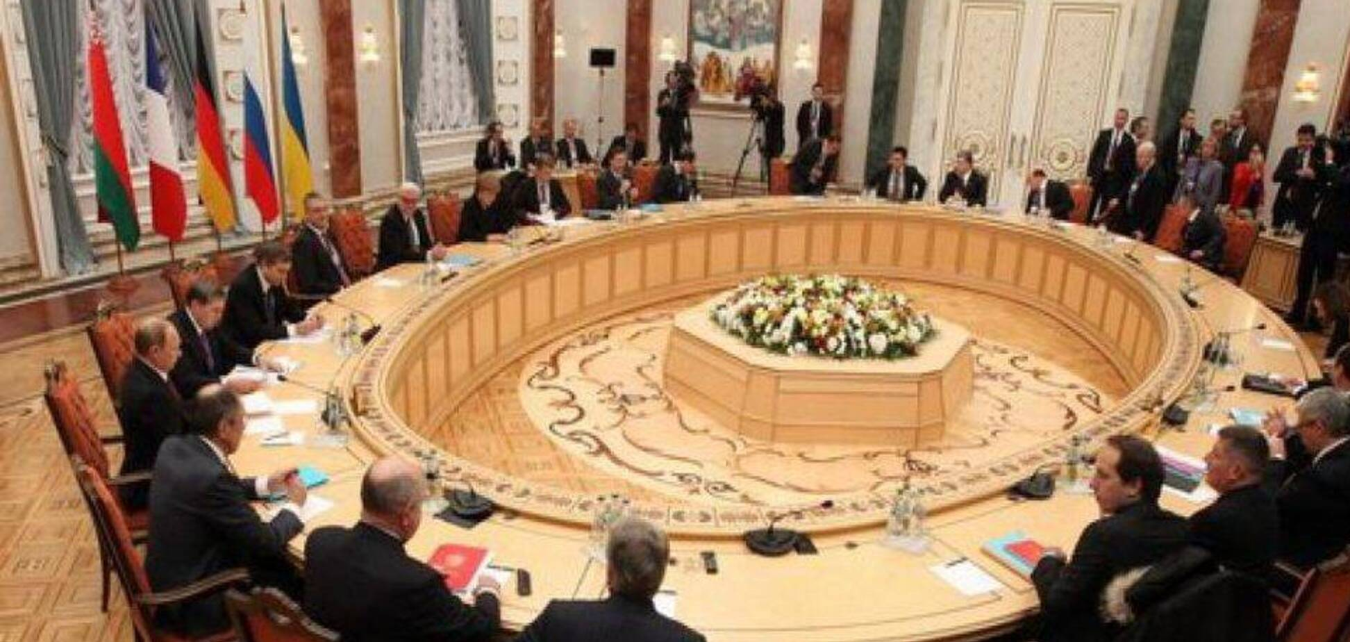 Минские договоренности юридически 'не привязаны' к санкциям против России