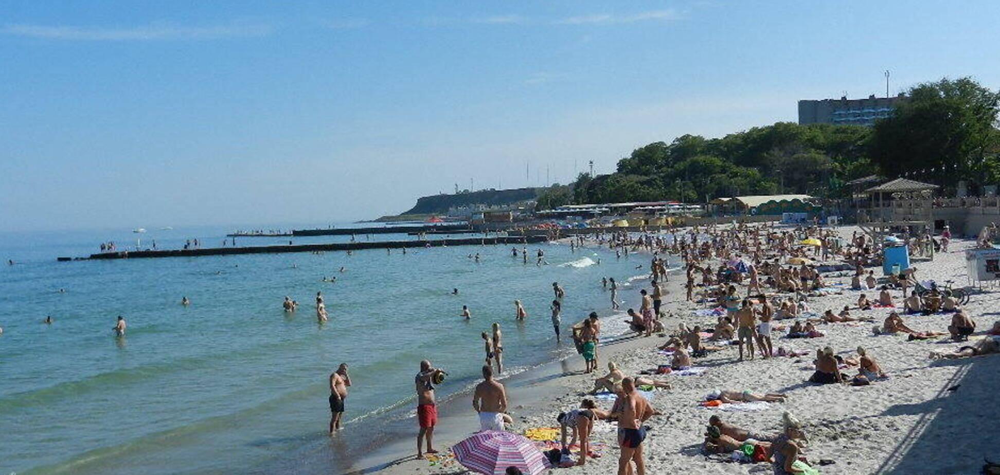 Епідеміологи порекомендували утриматися від купання на одеських пяжах
