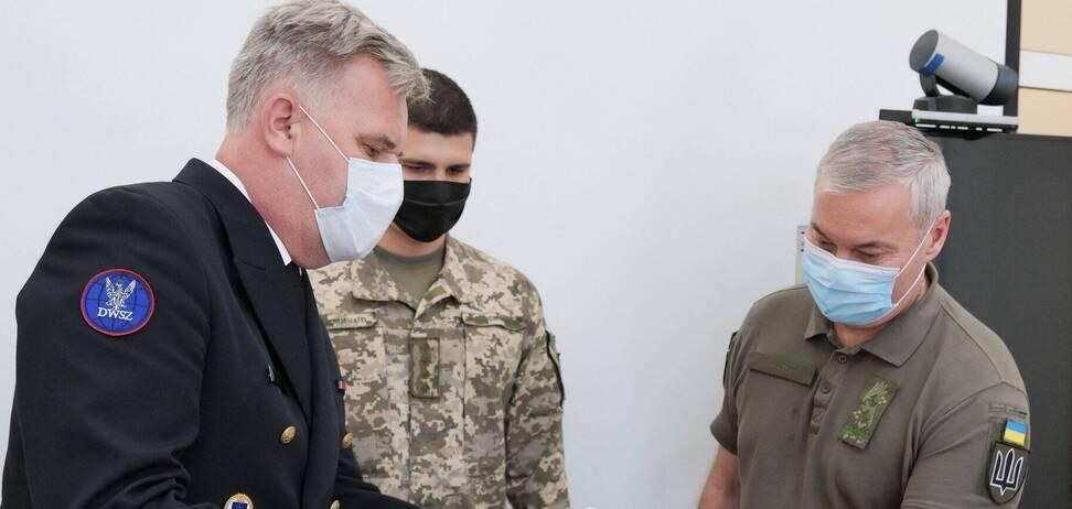 Наев встретился с представителем Польши в рамках сотрудничества с НАТО