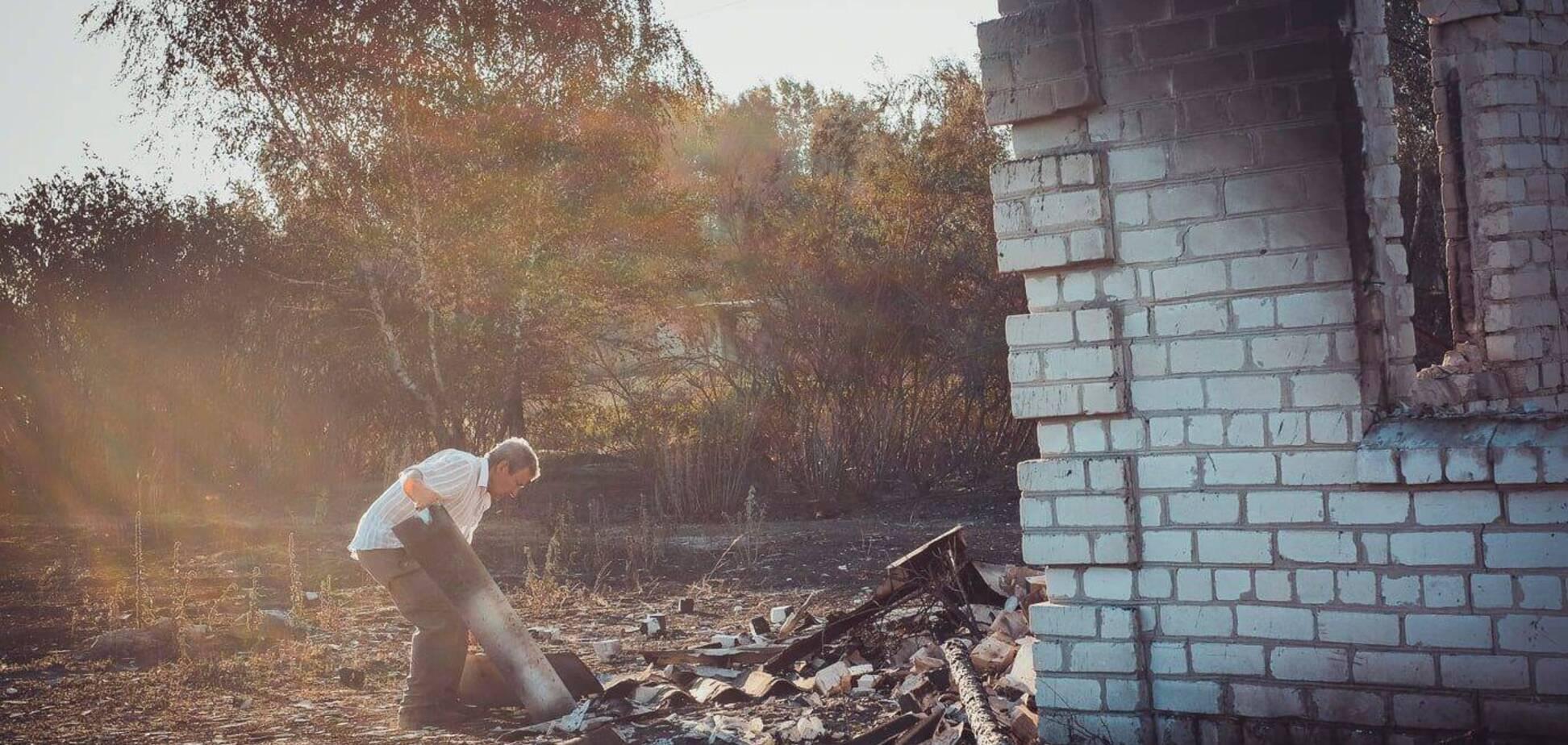 Від вогню постраждали більше сотні будинків і ще близько п'ятдесяти повністю знищені