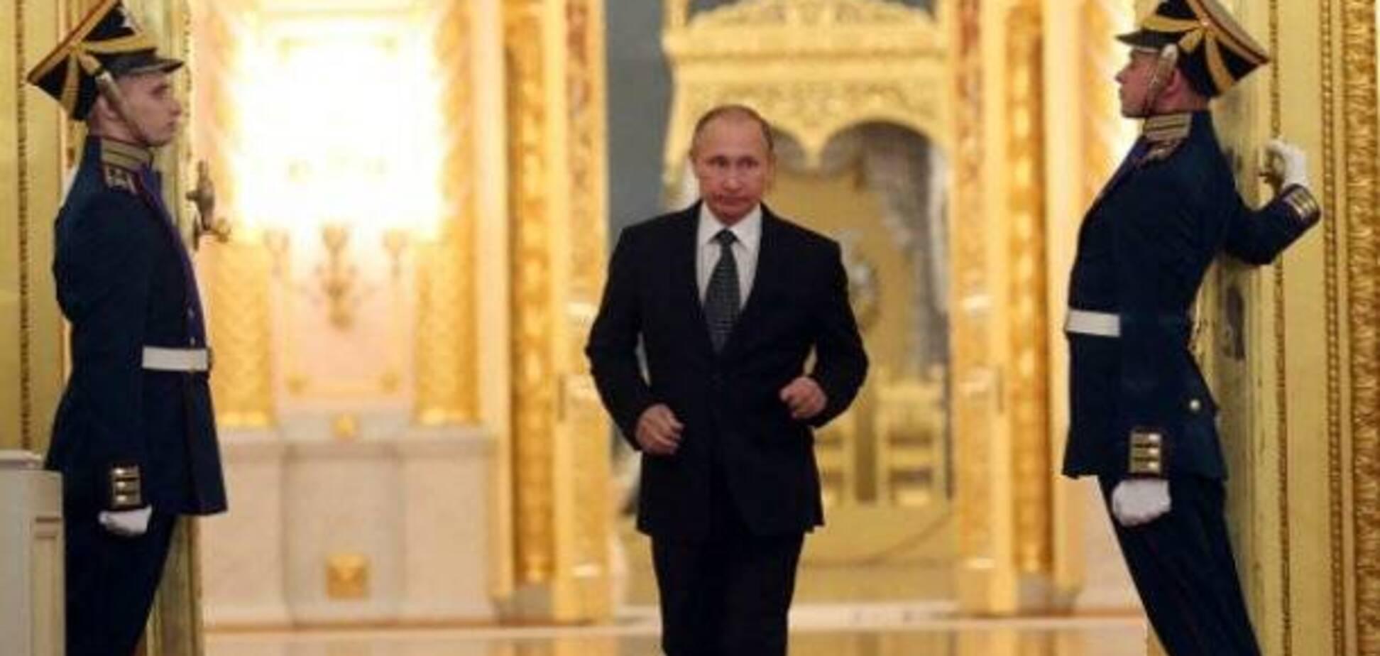 Вас ведь предупреждали: не ходите на голосование за Путина